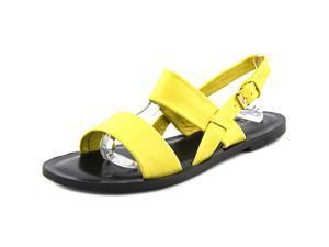 Emozioni W1350 Women US 7 Yellow Slingback Sandal