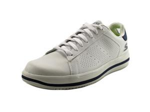 Skechers On The Go-Element Men US 10 White Walking Shoe