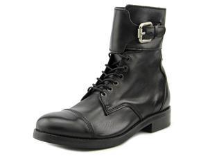 Diesel Bartack Women US 7 Black Ankle Boot EU 37