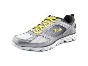 Fila Stride 3 Men US 8.5 Gray Running Shoe