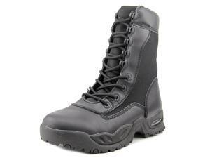 Ridge Air Tac Zipper Men US 9.5 Black Steel Toe Work Boot UK 8.5 EU 42