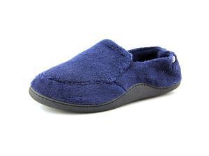 Isotoner Microterry Slipper Men US 8 Blue Slipper