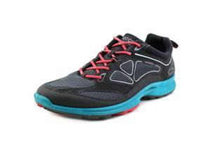Ecco Biom Ultra Quest II Low Cut Lace Women US 10 Black Trail Running