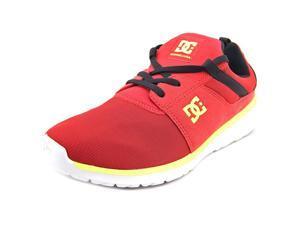 DC Shoes Heathrow Men US 10.5 Red Skate Shoe