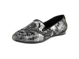Donald J Pliner Dolin Women US 6.5 Silver Flats