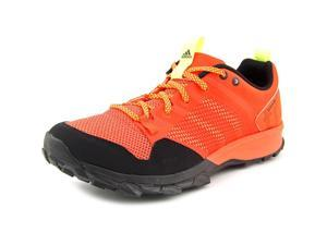 Adidas Kanadia 7 TR Men US 8.5 Orange Trail Running UK 8
