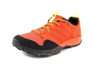 Adidas Kanadia 7 TR Men US 10 Orange Trail Running UK 9.5