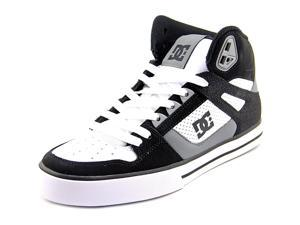 DC Shoes Spartan High WC Men US 7 Black Skate Shoe UK 6 EU 39