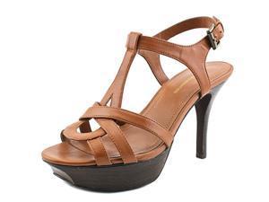 BCBGeneration Preize Women US 7.5 Brown Platform Sandal