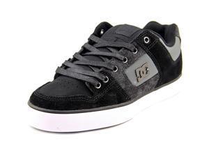 DC Shoes Pure SE Men US 7.5 Black Skate Shoe