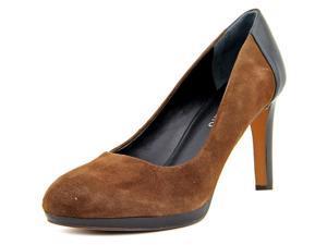 Franco Sarto Sheena Women US 8.5 Brown Heels
