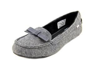 Keds Cruise Bow Women US 6 Gray Loafer UK 3.5 EU 36