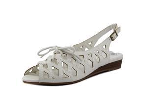 Easy Street Tinker Women US 6.5 White Slingback Sandal