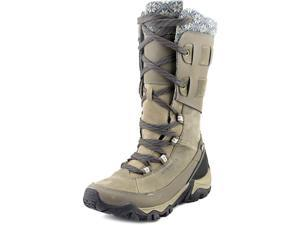Merrell Polarand Rove Women US 6.5 Gray Snow Boot