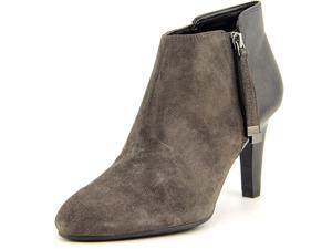 Franco Sarto Emelina Women US 8.5 Gray Bootie