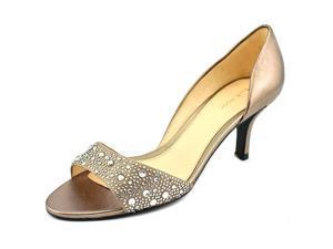 Pelle Moda Cecil Women US 11 Silver Heels
