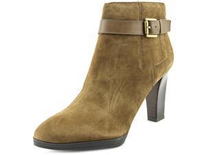 Franco Sarto Idrina Women US 10 Brown Ankle Boot
