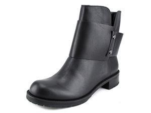 DKNY Mara Ankle Bik Boot Women US 8.5 Black Ankle Boot