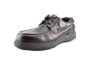 Hush Puppies Henry Lace Up Boat Shoes Men US 14 Brown Boat Shoe UK 13
