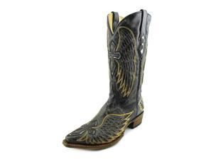 Corral A1962 Men US 11 Black Western Boot