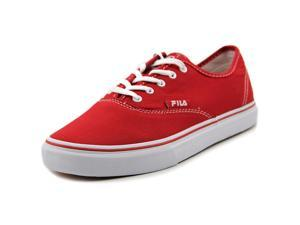 Fila Classic Canvas Men US 8.5 Red Sneakers