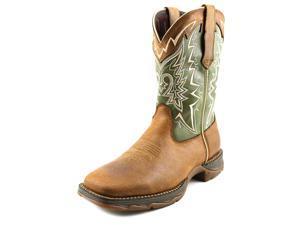 Durango Lady Rebel Men US 9 Brown Western Boot