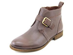 Franco Sarto Kindra Women US 6.5 Brown Ankle Boot
