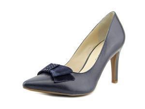 Franco Sarto Aphrodite Women US 8.5 Blue Heels