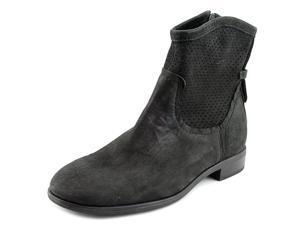 Franco Sarto L-Mimosa Women US 6 Black Ankle Boot