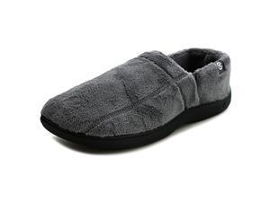Isotoner Microterry Slipper Men US 13 Gray Slipper