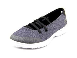 Skechers Go Step Pose Mary Jane Women US 7.5 Gray Walking Shoe