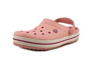 Crocs Crocbrand Women US 11 Pink Clogs