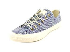 Converse Missoni Chuck Taylor Ox Women US 8 Blue Sneakers