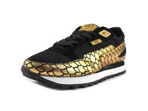 Radii Phuket Runner Women US 9 Gold Sneakers