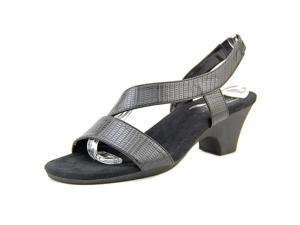 Aerosoles Brasserie Women US 8.5 Black Sandals