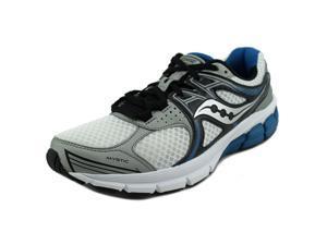 Saucony Grid Mystic Women US 9.5 Silver Running Shoe