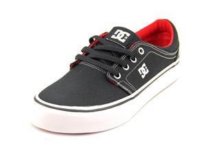 DC Shoes Trase TX Men US 7 Black Skate Shoe UK 6 EU 39