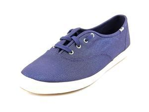 Keds Ch Ox Women US 10 Blue Oxford