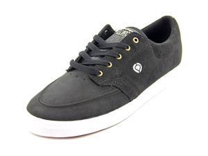 Circa Transit Men US 10 Black Sneakers