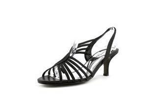 Easy Street Perris Women US 7 WW Black Sandals