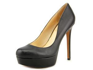 Jessica Simpson Sandrah Women US 6.5 Black Platform Heel