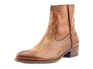 Frye Ray Seam Short  Women US 9 Brown Ankle Boot