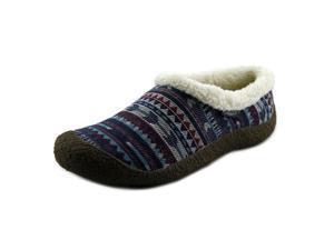 Keen Howser II Slide Women US 5 Blue Slipper