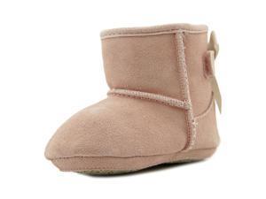 Ugg Australia Jesse Bow Infant US 6-12 Months Pink Winter Boot