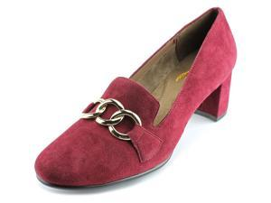 Aerosoles Roxstar Women US 10.5 Burgundy Heels