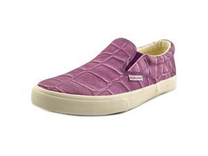 Superga 2311 Fabric Silk Cocco Women US 9.5 Purple Sneakers