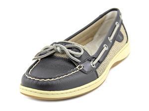 Sperry Top Sider Angelfish Women US 6 Black Boat Shoe UK 3.5 EU 36