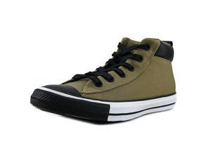 Converse  All Star Street Mid  Men US 7.5 Brown Fashion Sneakers