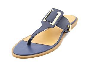 Calvin Klein Ula Toscana Women US 8 Blue Sandals