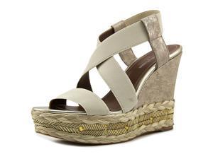 Donald J Pliner Tilisp Women US 10 Tan Wedge Sandal